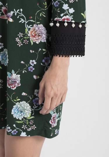 Detailansicht von Ana Alcazar Asia Kleid Polxyse