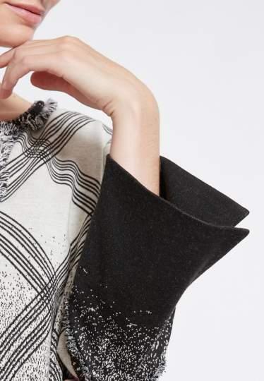 Detailed view of Ana Alcazar Graphic Tunic Dress Rava