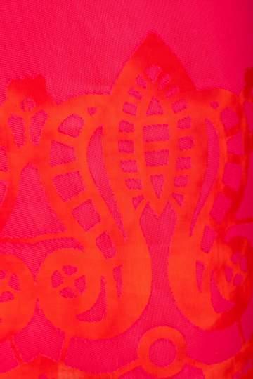 Ana alcazar kleid pink orange