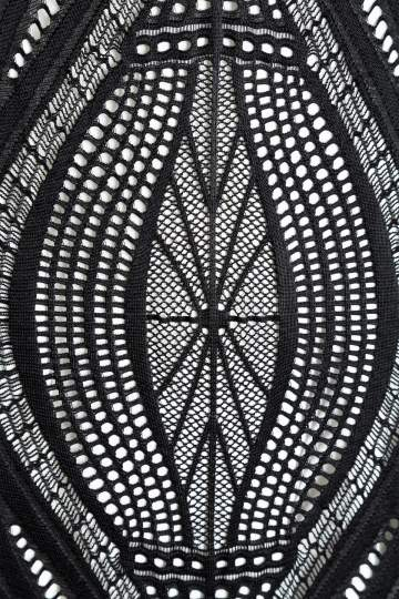 Detailansicht von Ana Alcazar Maxi Kleid Mulaila