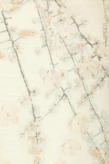Detailansicht von Ana Alcazar A-Linien Kleid Maaikea