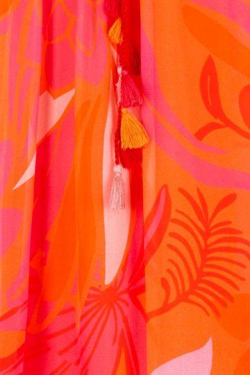 Detailansicht von Ana Alcazar Schulterfreies Kleid Giola