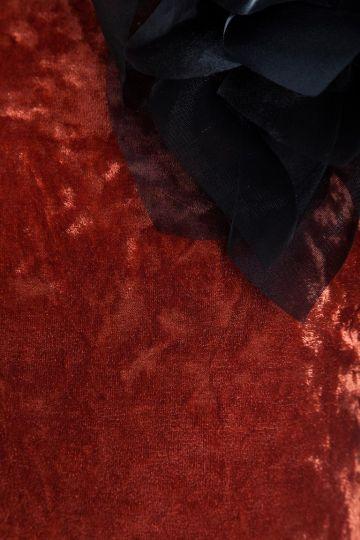 Detailansicht von Ana Alcazar Limited Volantkleid Lairolas