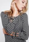 Details 2 of Ana Alcazar Asymmetrical Dress Velsora