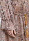 Tonen Details 2 van Ana Alcazar Boho Jurk Zevas