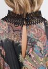 Details 2 of Ana Alcazar Top Vobalcy