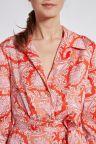 Detailansicht 2 von Ana Alcazar Midi Kleid Tefrola Gelb