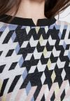 Detailansicht 2 von Ana Alcazar Sixties Kleid Velmoroy Grey