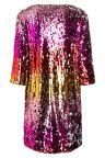 Detailansicht 2 von Ana Alcazar Pailletten Kleid Wanuka