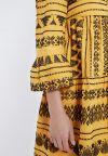 Details 2 of Ana Alcazar Boho Dress Zelma
