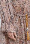 Detailansicht 2 von Ana Alcazar Boho Kleid Zevas