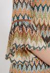 Detailansicht 2 von Ana Alcazar Volantarm Kleid Zagy