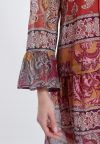 Details 2 of Ana Alcazar Short Boho Dress Apyle