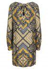 Details 2 of Print Dress Bakka