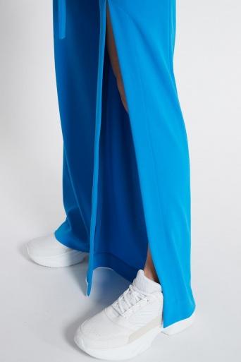 Ana Alcazar Jumpsuit Sawis Blauw