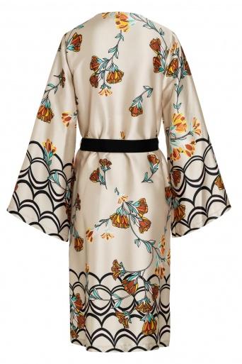 Ana Alcazar Kimono Sefomea Beige