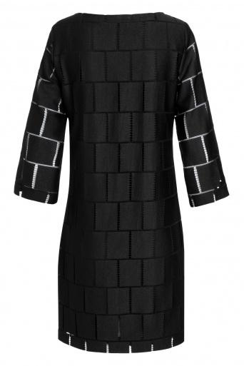 Ana Alcazar Tunic Dress Samyle Black