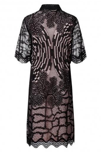Ana Alcazar Short Sleeve Dress Zazy