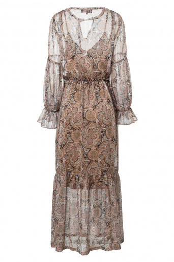 Ana Alcazar Maxi Dress Zevy