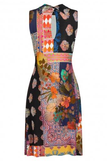 Ana Alcazar Schwingendes Kleid Ziola