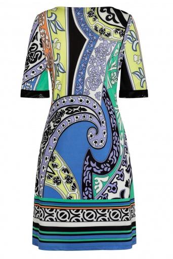 Ana Alcazar Short Sleeve Dress Zinis