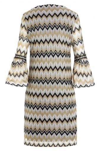 Ana Alcazar Knit Dress Zisa