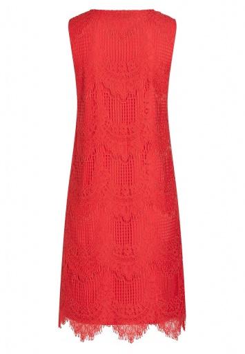 Ana Alcazar A-Shaped Dress Afine