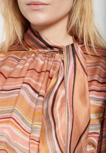 Silk Dress Bahlea