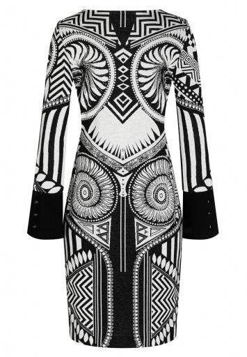 Cuff Dress Bekmi