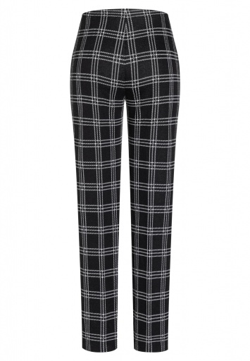 Checked Trousers Bemma