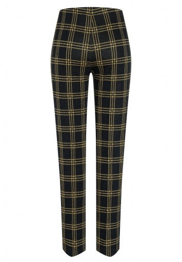 Checked Trousers Bemmi