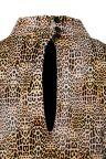Fabric View of Ana Alcazar Deco Dress Phaedra