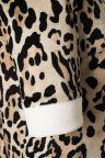 Fabric View of Ana Alcazar Leo Dress Owanya