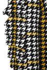 Fabric View of Ana Alcazar Ruffles Dress Omaie