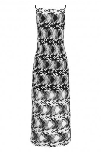 Ana Alcazar Maxi Dress Zeboa