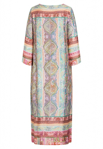 Ana Alcazar Kaftan Dress Amimi
