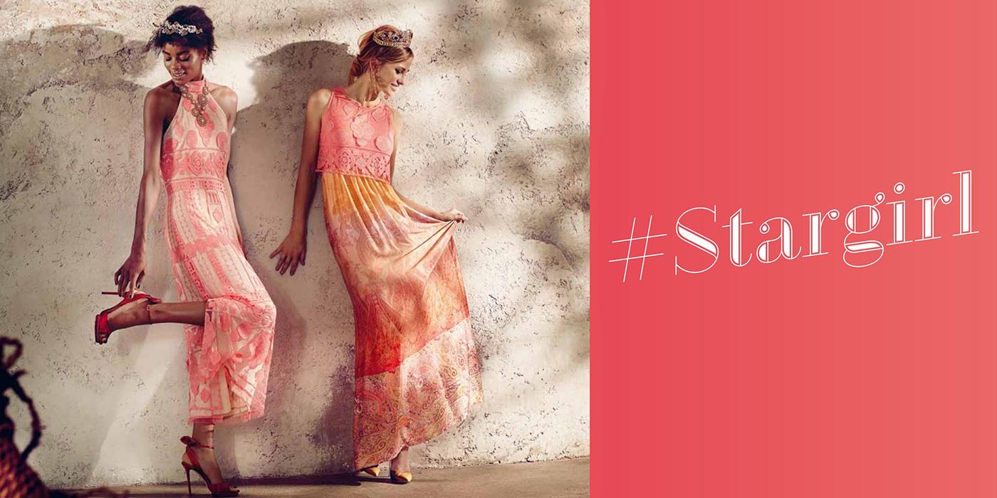 STARGIRL! Styles aus dem Ana Alcazar Modekatalog Frühling/Sommer 2017 online shoppen Katalog Styles Katalog Styles