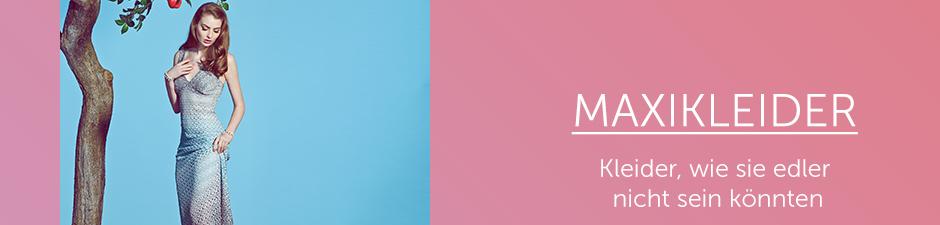 Maxikleider – Kleider, wie sie edler nicht sein könnten. Maxikleider Maxikleider