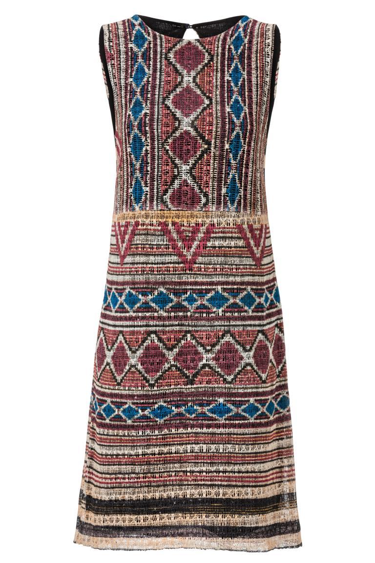 ana alcazar A-Linien Kleid Analeary
