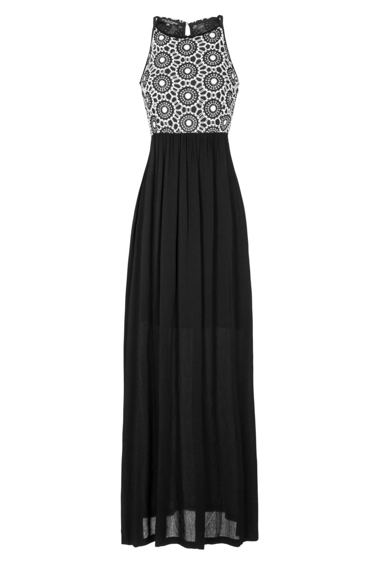 Ana Alcazar Maxi Dress Fleurosa