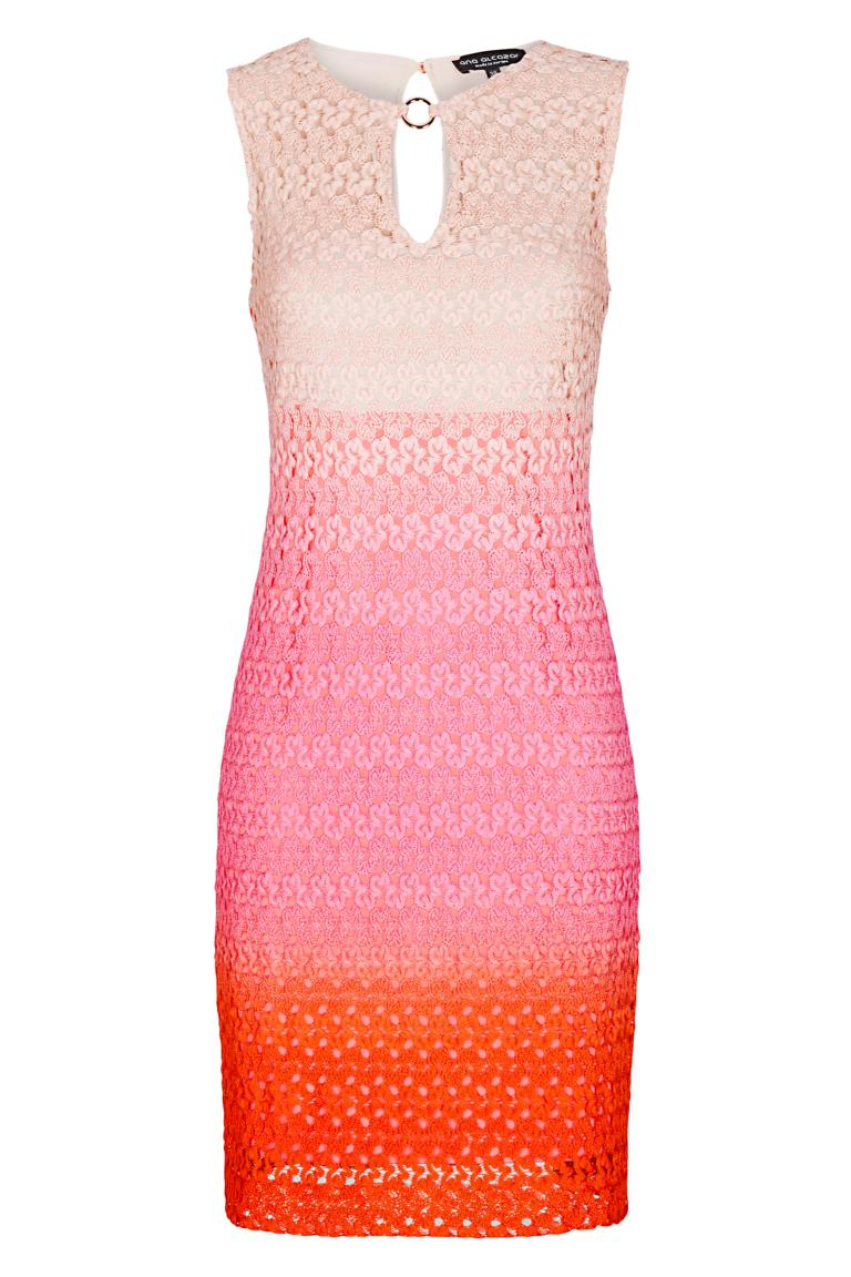 Ana Alcazar A Shaped Dress Pink