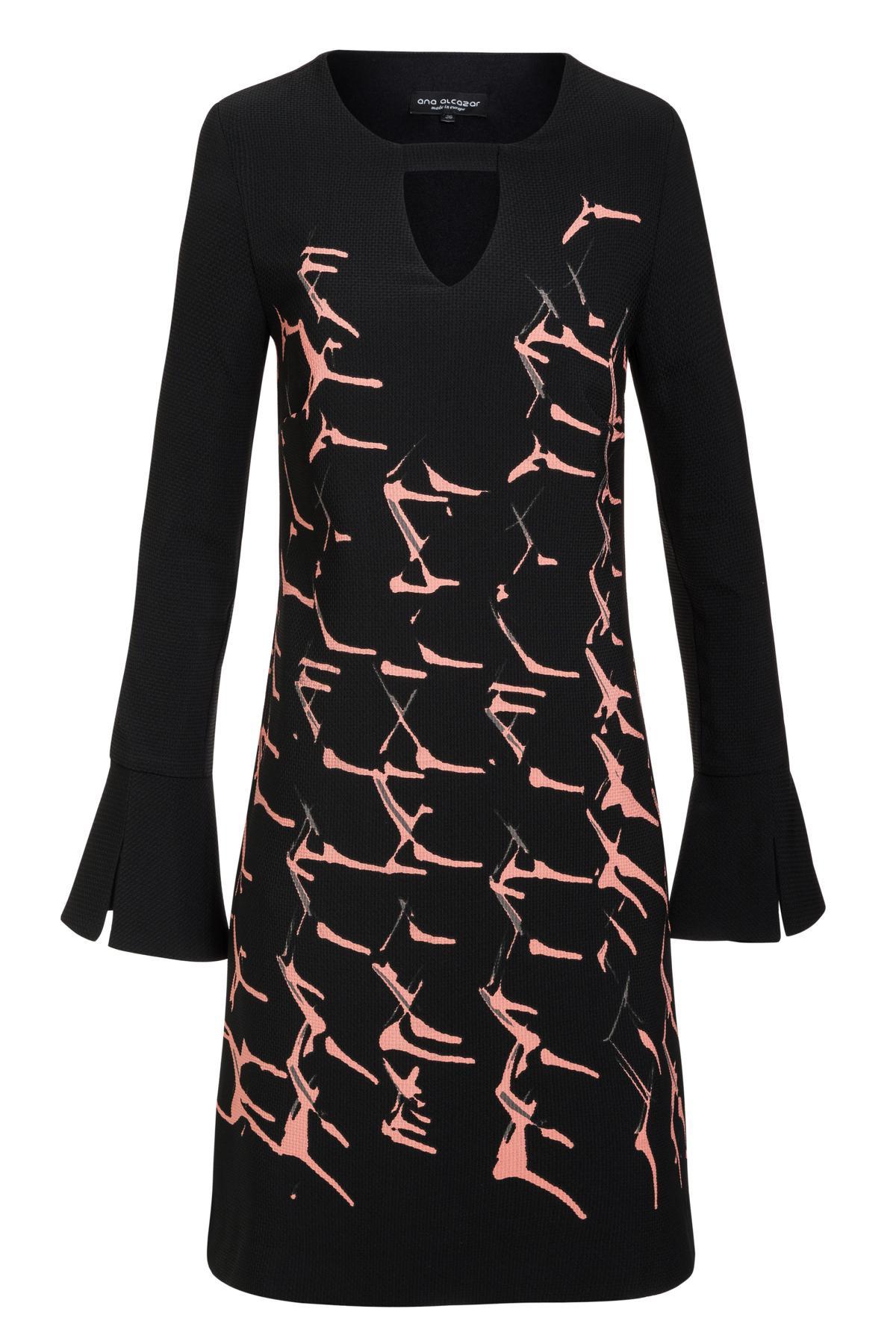 Ana Alcazar A-Linien Kleid Keary Rose