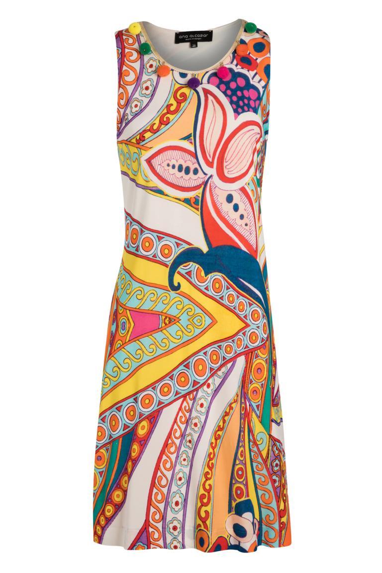 Ana Alcazar A-Shaped Dress Nidrys