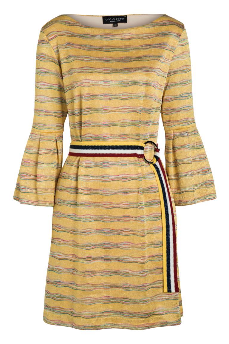 Ana Alcazar Mini Dress Naledi