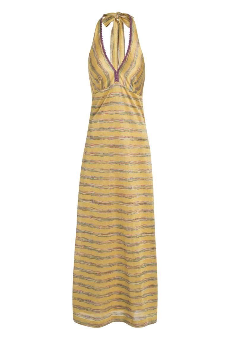 Ana Alcazar Maxi Dress Nalua
