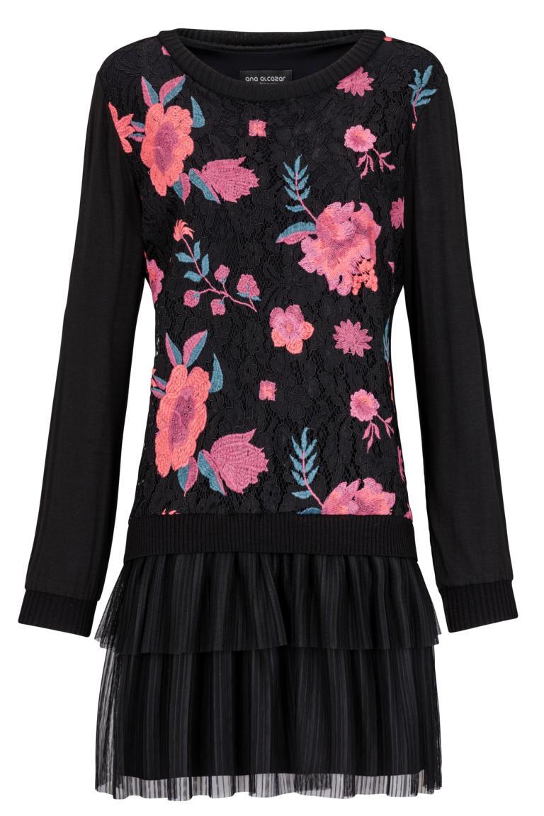 Ana Alcazar Sweatshirt Kleid Keyflorea