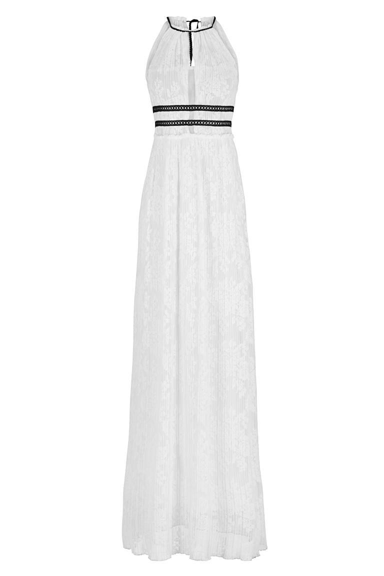 Ana Alcazar Black Label Lace Dress Wedding