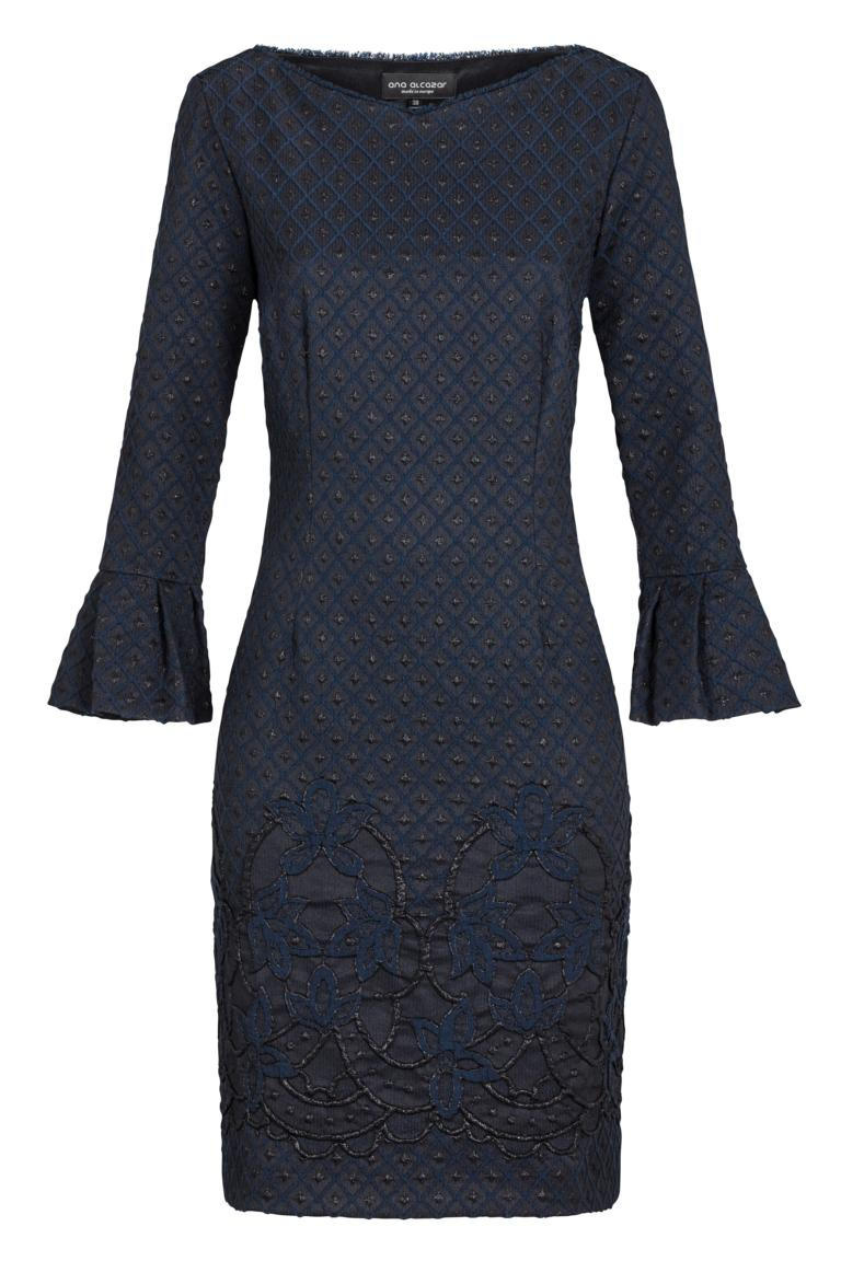 Ana Alcazar Shift Dress Kleaposa