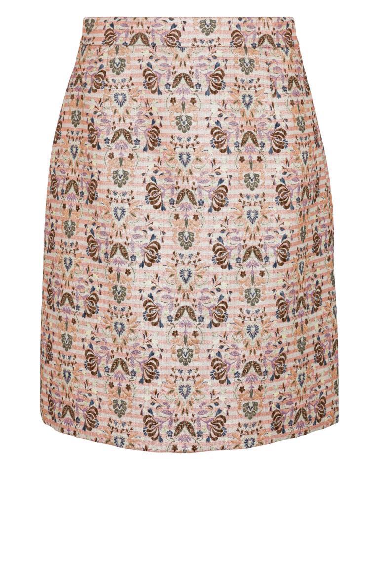 Ana Alcazar A-Shaped Skirt Kokea