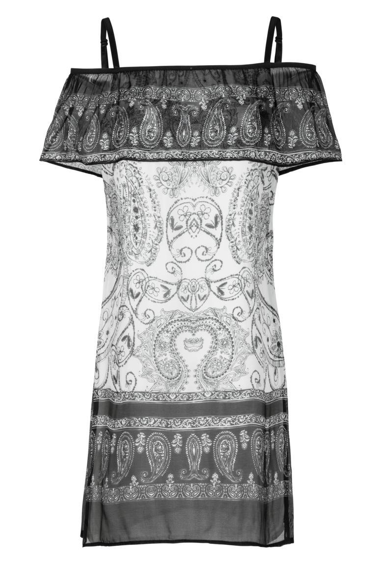 Ana Alcazar Off-Shoulder Kleid Fyadora